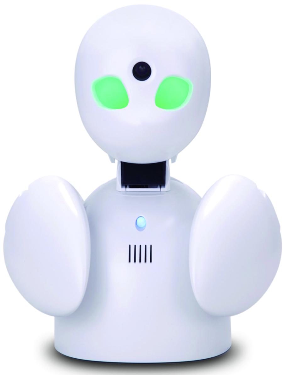 オリィ研究所の分身ロボット「OriHime」