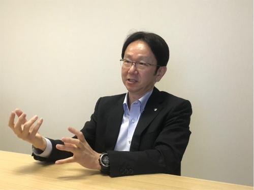 第一生命保険の太田俊規ITビジネスプロセス企画部フェロー