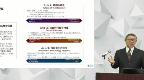 Strategic Business Insightsのバイスプレジデント、インテリジェンス・エバンジェリストである高内章氏