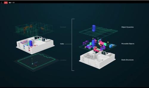 Facebookが構築を目指す3Dマップ「LiveMaps」