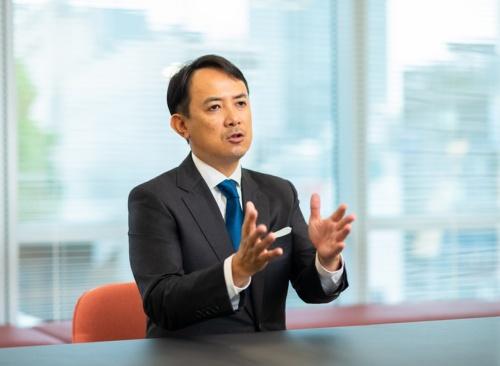 川辺 健太郎Zホールディングス社長CEO(最高経営責任者)、一般社団法人日本IT団体連盟会長