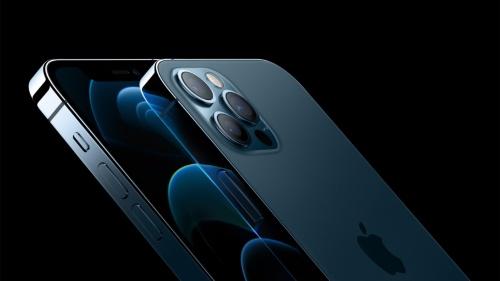 iPhone 12 Proの外観