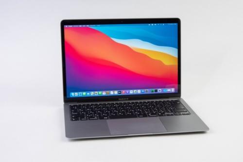 M1チップを搭載したMacBook Air