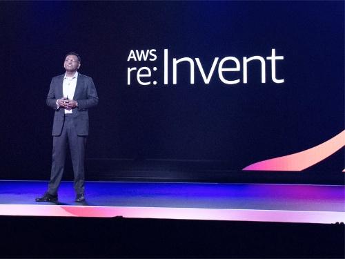 米Amazon Web Servicesで機械学習を担当するVice Presidentのスワミ・シヴァスブラマニアン氏