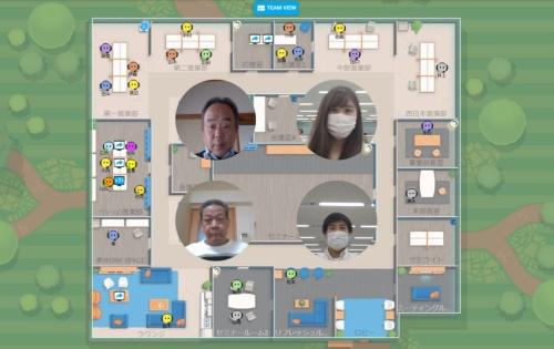 Sococoでは必要に応じてビデオ通話もすぐできる