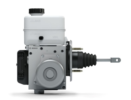 図3 1ボックス型の電動油圧ブレーキ「IPB」
