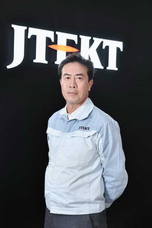 加藤伸仁 ジェイテクト 専務取締役 工作機械・メカトロ事業本部 本部長
