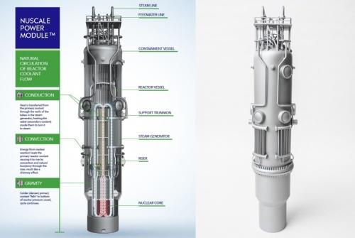 小型モジュール炉「NuScale Power Module」