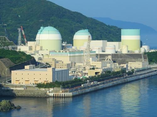 原子力発電所の例