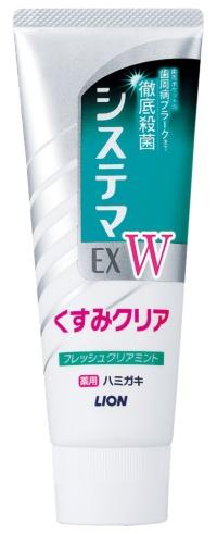 ライオンの歯磨き剤商品の例(写真提供:ライオン)
