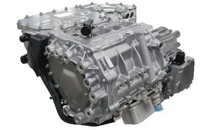 日本電産の「E-Axle」(出所:日本電産)