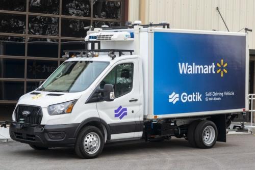 Gatikの小型電動トラック