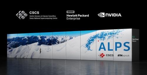 CSCSの「Alps」のイメージ