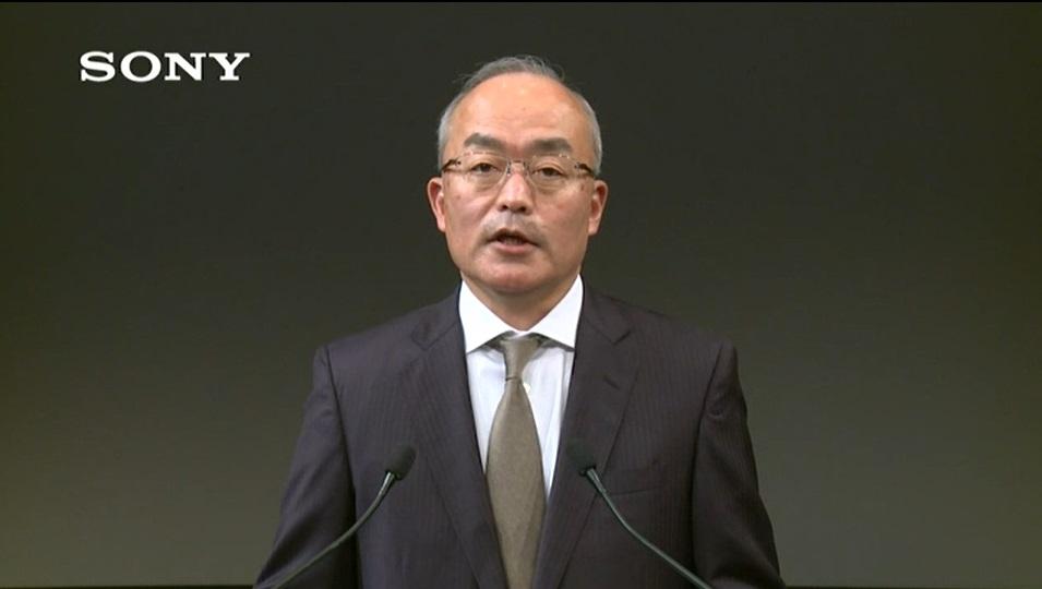 図1 ソニーグループ副社長兼CFOの十時裕樹氏 (写真:ソニーグループ)