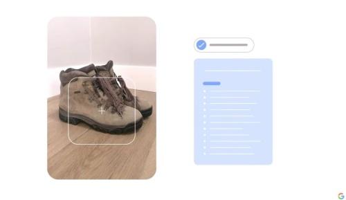 テキストと画像を横断して検索する例