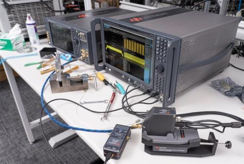 新製品を使った測定系のイメージ