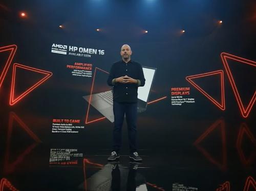 米HPからもノートPC「OMEN 16」の AMD Advantage認定品が近く登場する