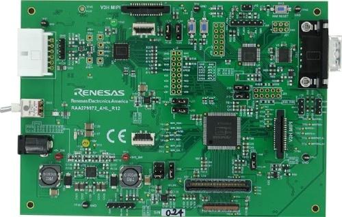 デコーダーICの評価ボード「RTKA279972DA1000BU」