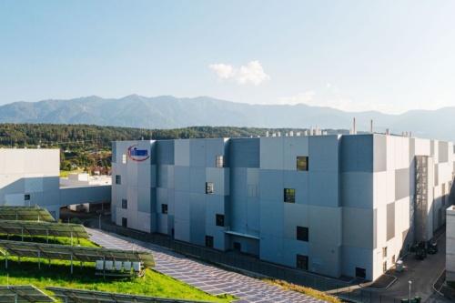 フィラッハの300mmウエハー対応の新工場