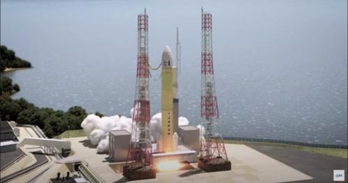 JAXA種子島宇宙センターの大型ロケット発射場(出所:JAXA)