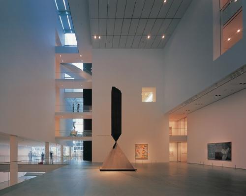 ニューヨーク近代美術館(写真:名執 一雄)