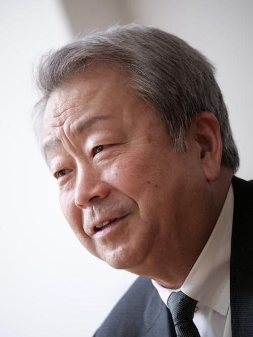 「参加企業の本気度が一段と増している」と話すNTT社長の澤田純氏