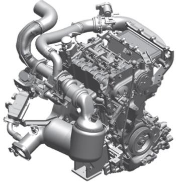 図2 e-POWER用次世代エンジンのイメージ