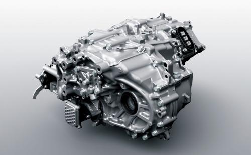 図3 新型ミライの駆動用モーター