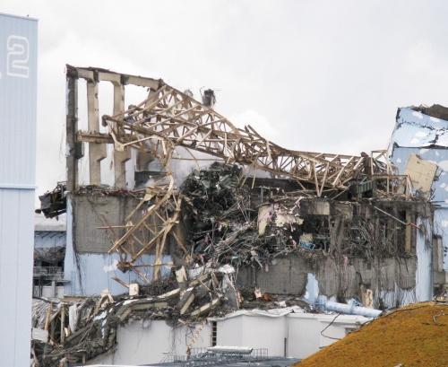 図1 福島第1原子力発電所事故