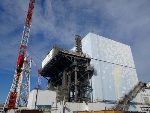 2022年から燃料デブリの取り出しが始まる2号機