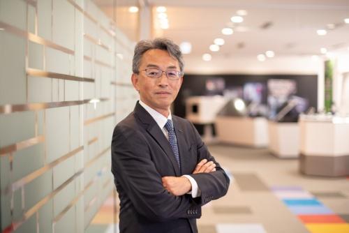 NTTデータの佐々木裕常務執行役員製造ITイノベーション事業本部長兼ビジネスソリューション事業本部長