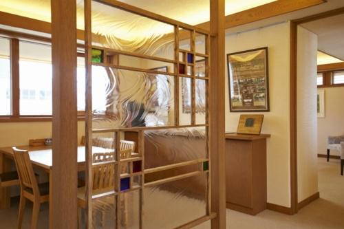 平尾工務店のVRモデルハウス、神戸東モデル「RATTENBURY」の内観(出所:平尾工務店)