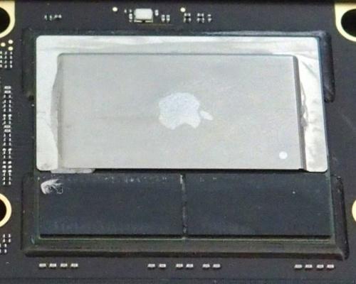 図6 Macに採用するM1チップ