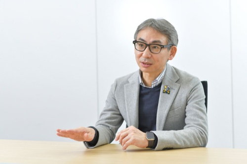 きづきアーキテクト代表取締役の長島聡氏