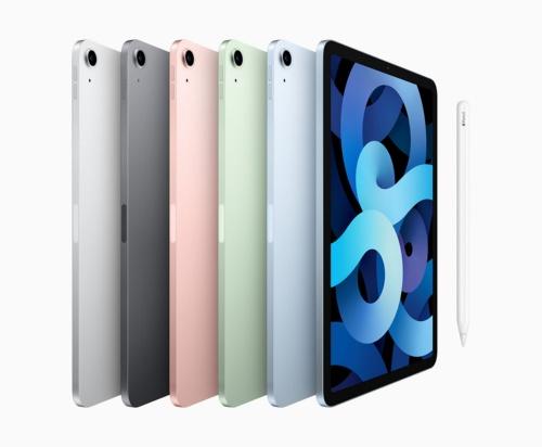 2020年10月に発売された第4世代「iPad Air」は、当時のiPad Proシリーズより上位のプロセッサー「A14 Bionic」を搭載したことで驚きをもたらした
