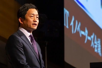 積水化学工業の前田直昭デジタル変革推進部ビジネスプロセス変革グループグループ長