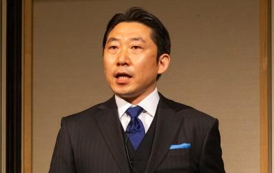英Blue Prism日本法人の長谷太志社長
