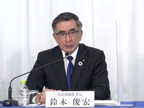 鈴木俊宏氏