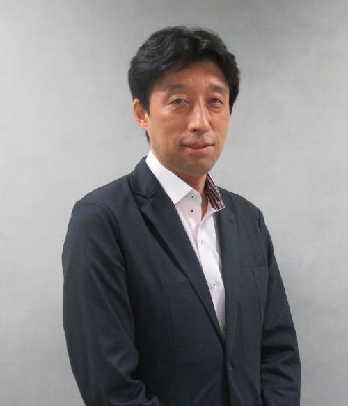 取締役CIO 蜷川 新治郎氏