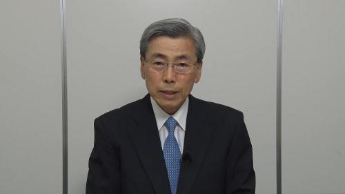 内閣情報通信政策監(政府CIO)を務める三輪昭尚氏