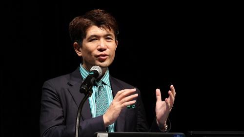 デロイト トーマツ グループの松江英夫CSO戦略担当執行役