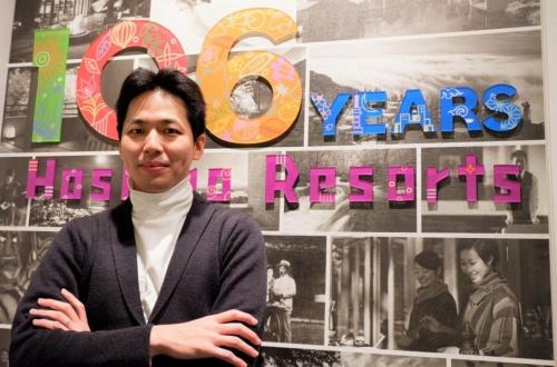 星野リゾートでエンジニアチームリーダーを務める藤井崇介氏