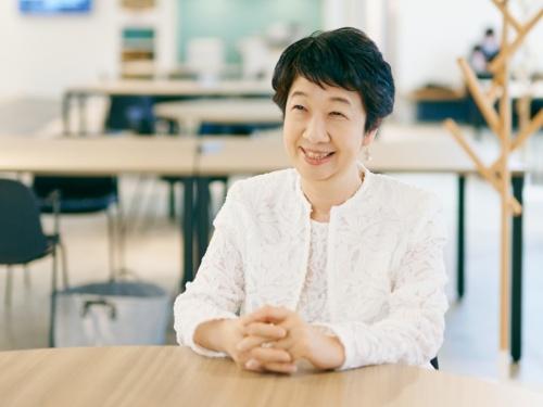 NECの佐藤千佳人材組織開発部長