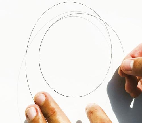 図1 東レが開発した中空糸状のCO<sub>2</sub>分離膜