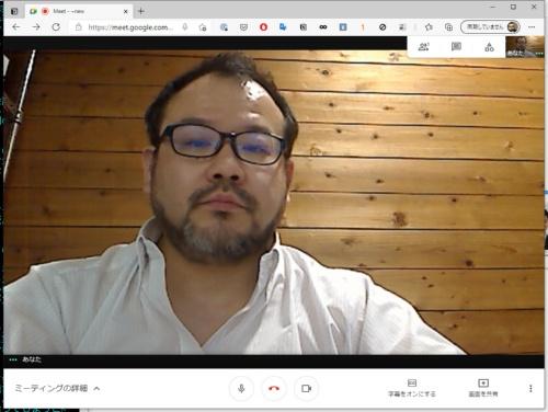 利用するビデオ会議システムなら万全ですが、他のサービスを利用してもマイクやスピーカーの動作確認はできる。画面は「Meet」のWeb版