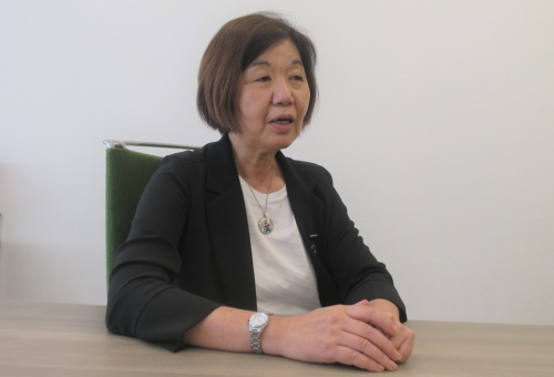 旭化成の中村栄研究・開発本部理事知的財産部長シニアフェロー