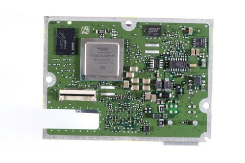 図6 カメラ内部の基板