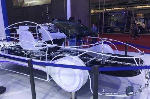 バイドゥは自動運転車向けのソフトウェアプロジェクト「アポロ計画」を発表