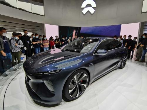 新興EVの代表格であるNIO(上海蔚来汽車)の新型EV「et7」