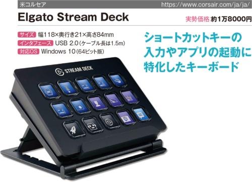ショートカットキーの入力やアプリの起動に特化したキーボード